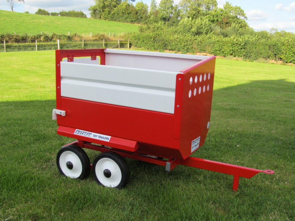 Trat Er Toy : Welcome to killbran toy trailers